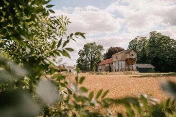 Curds Hall Barn